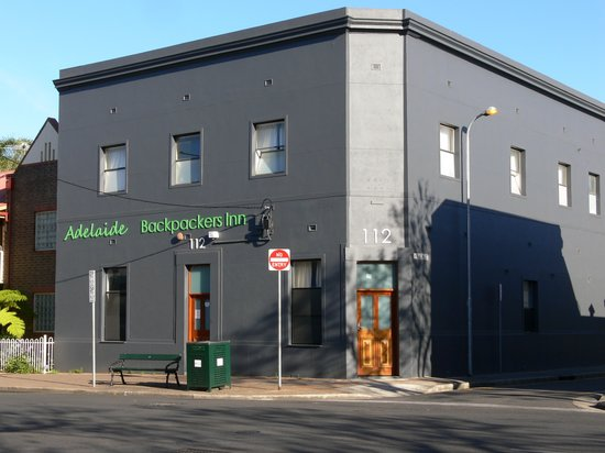 Adelaide Backpackers Inn