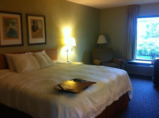Hampton Inn & Suites by Hilton San Jose Airport: room 221
