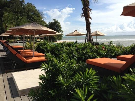 Club Med Cherating Beach: Zen Place. so tranquil. so beautiful.