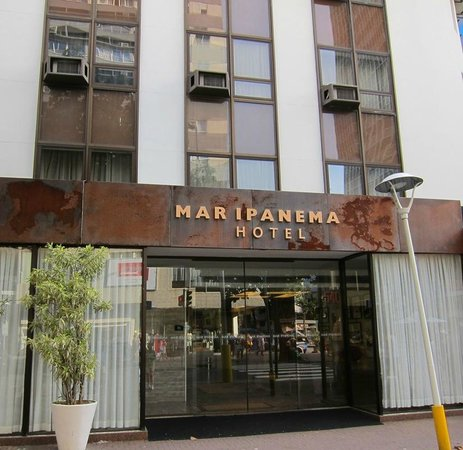 Mar Ipanema Hotel: Great spot for girls and boys in Ipanema!