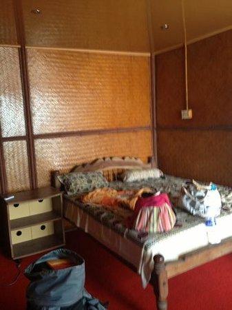 Mandala Beach House & Cottages: Zimmer mit Meerblick und privaten Balkon