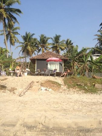 Mandala Beach House & Cottages: Zimmer mit Meerblick