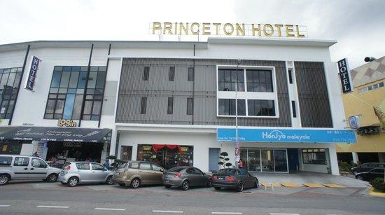 Princeton Hotel: The Hotel