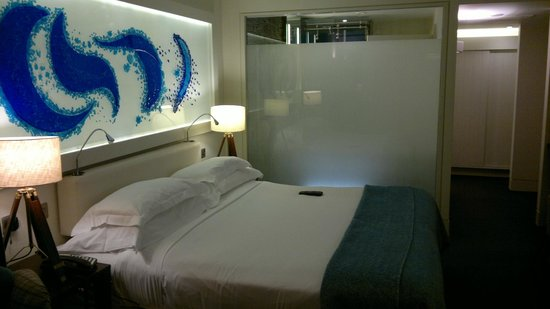 Cliff House Hotel: hotel bedroom