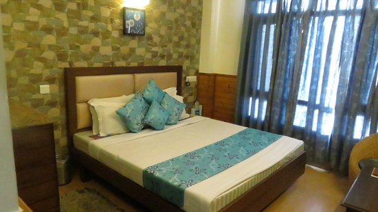 Kapil Hotel: DELUXE ROOM