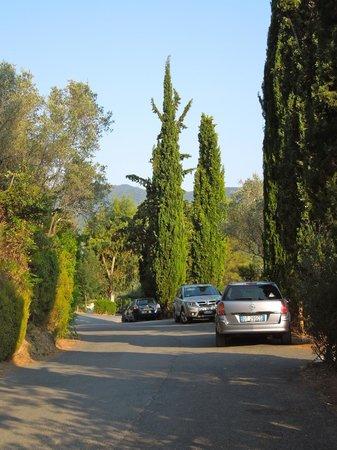 Tourist Village C'era una Volta: Les fameuses voitures