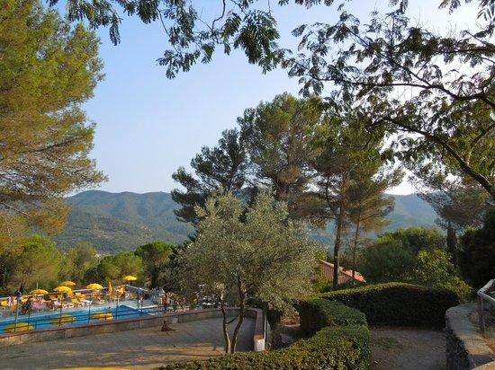 Tourist Village C'era una Volta: Vue du camping