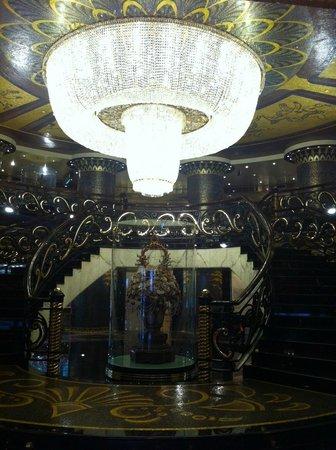 Hotel Lisboa Macau: Lobby