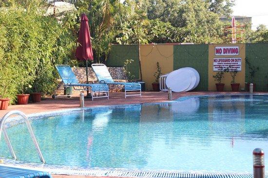 Hotel Shreyas: Swimming pool