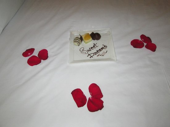 Sandals Regency La Toc: treat from the Butlers