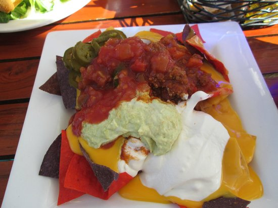 Sandals Regency La Toc: Nacho's at Cricketers