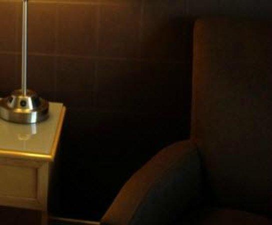 Sheraton Grand Sacramento Hotel:                   couch