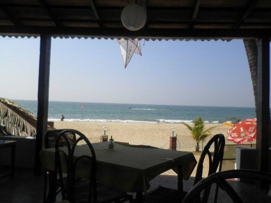 C. Roque Resort: View from the restaurant