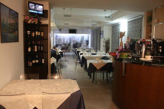 Massafra, Ιταλία: Sala principale