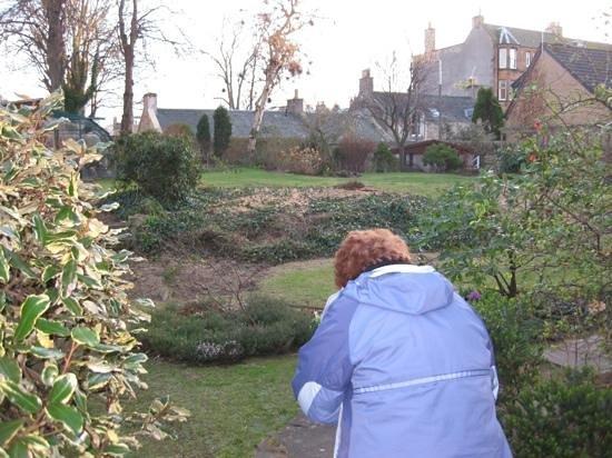 4 Morningside Place: Garden