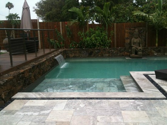 Aabi's at Byron : pool area