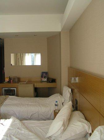 Anatolia Hotel: triple room