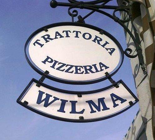 Da Wilma: Trattoria Pizzeria WILMA