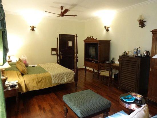 Casa Severina : Deluxe Room