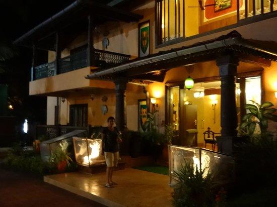 Casa Severina: Hotel Front