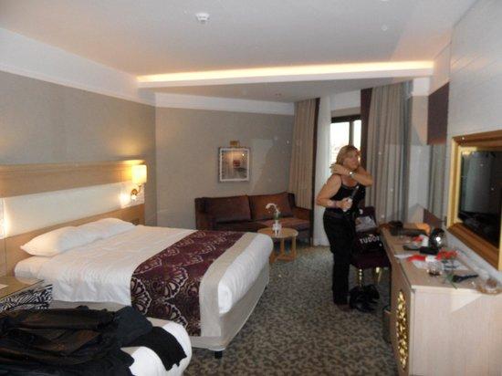 Villa Side Hotel: Hele mooie ruime kamers