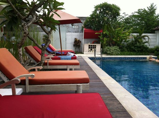 ‪‪Ivory Resort Seminyak‬: Pool Area