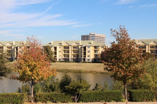 HYATT House Dallas/Las Colinas: View of the Creek