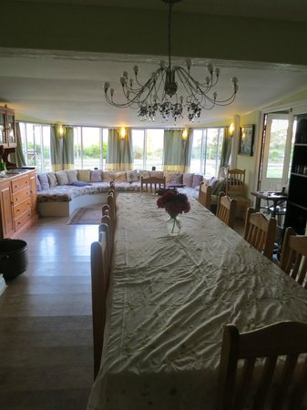 Outeniqua Moon Percheron Stud and Guest Farm: Dining Room