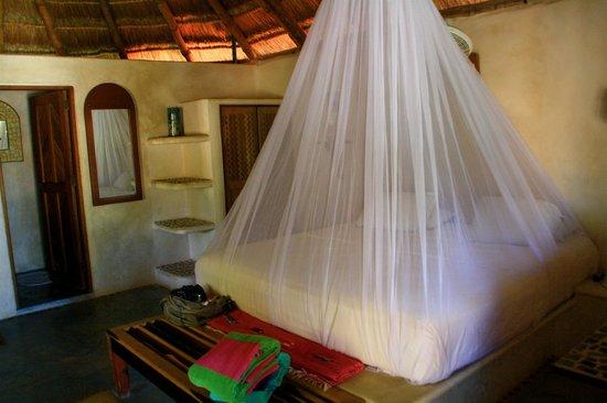 Hotel CalaLuna Tulum: Chambre