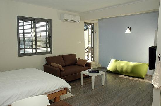 Zimmer Mantur: The superior suite
