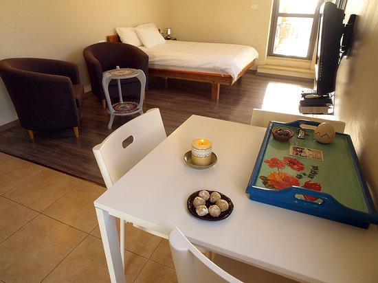 Zimmer Mantur: The suite