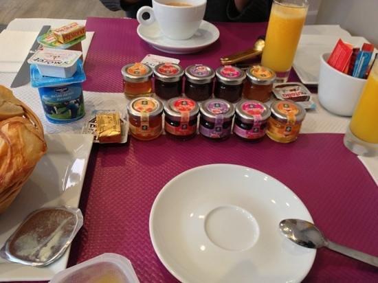 Hotel Pruly: colazione