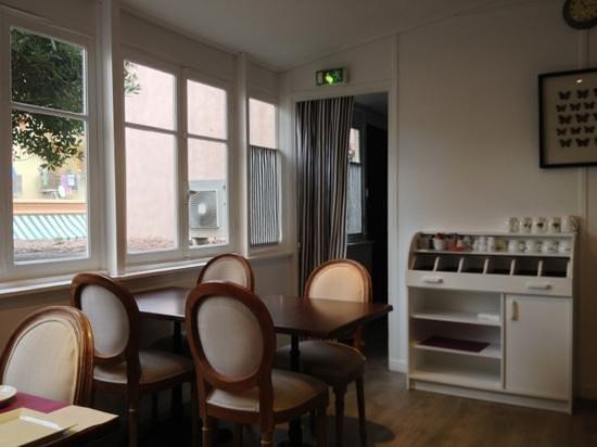 Hôtel Pruly: sala colazione