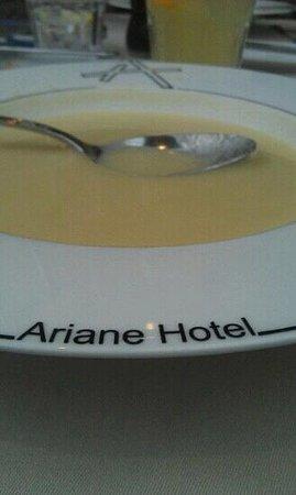 Hotel Ariane: .