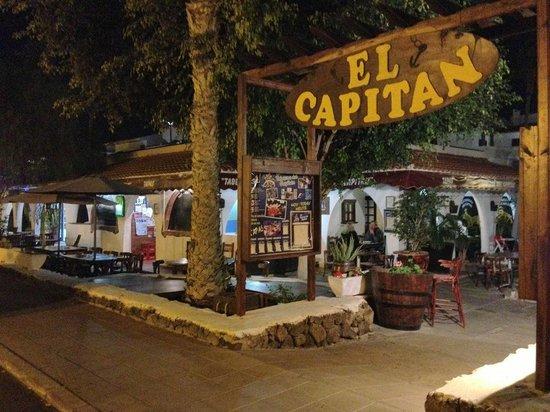 La Taberna del Capitan : La Taberna del Capitán