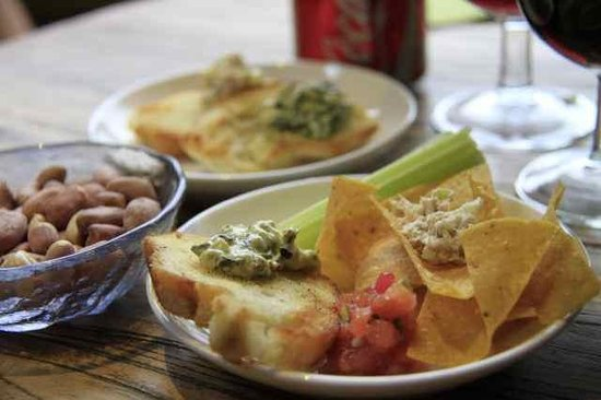 Brickyard Retreat at Mutianyu Great Wall: Afternoon snacks 