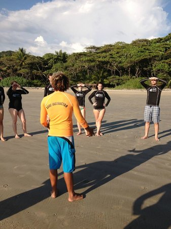 Del Mar Surf Camp: Clases