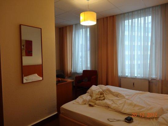 Hotel Residence am Hauptbahnhof: Nice room