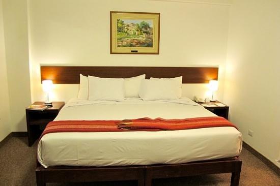 Tierra Viva Arequipa Plaza Hotel: huge comfy beds