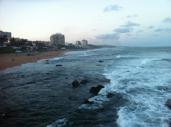 Umhlanga Rocks, South Africa: Umhlanga beach