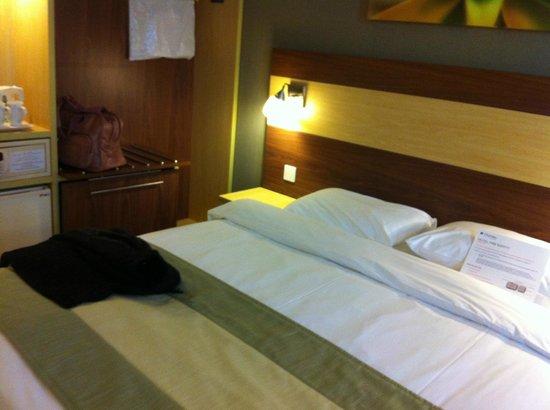 Citymax Hotels Bur Dubai: Bed