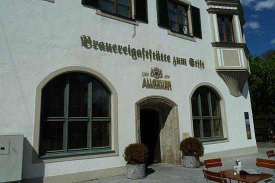 Brauereigasthaus Zum Stift