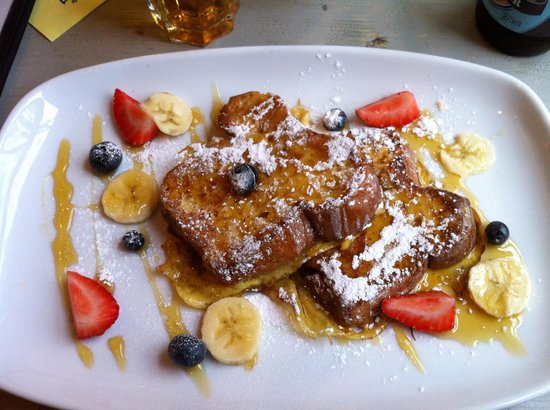 Bill's: french toast