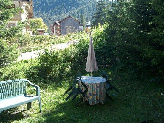 Albergo Garni Edy: Garden