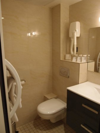 Hotel Tourisme Avenue: Bathroom
