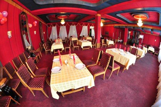 Tourist Hotel Mykolaiv: Restaurant, lounge 2