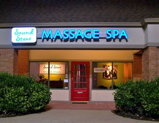 ‪Sound Stone Massage Spa‬