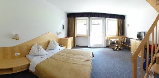 Hotel Ahrntaler Alpenhof: la camera per gli adulti