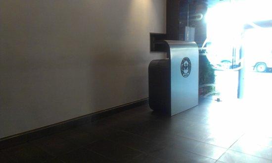 Hotel VIP Continental: reception