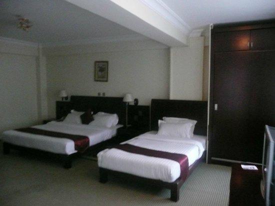 Kaleb Hotel: Suite